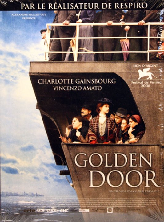 Golden Door - Nuovomondo