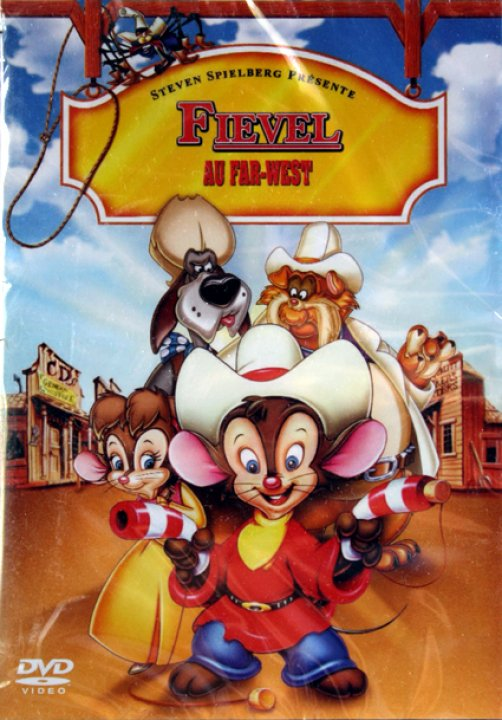 Fievel au Far-West