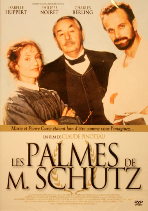 Les palmes de M. Schutz