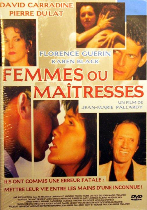 Femmes ou maîtresses