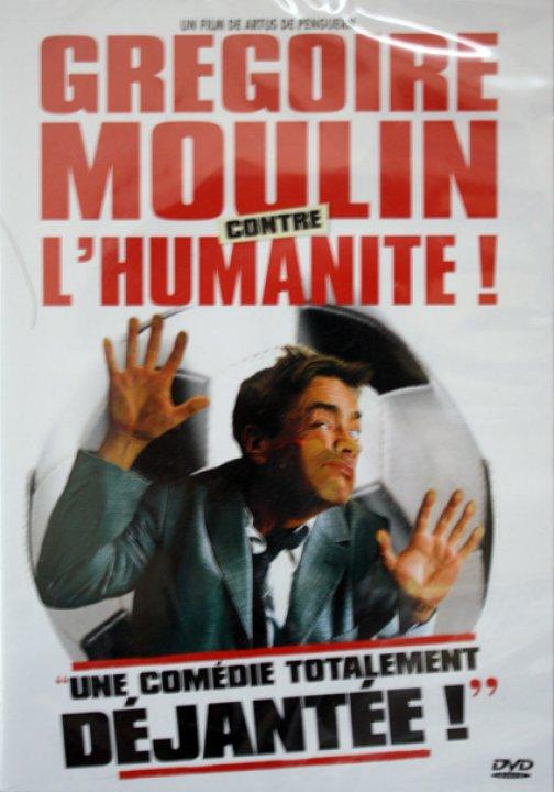 Grégoire Moulin contre l'humanité!