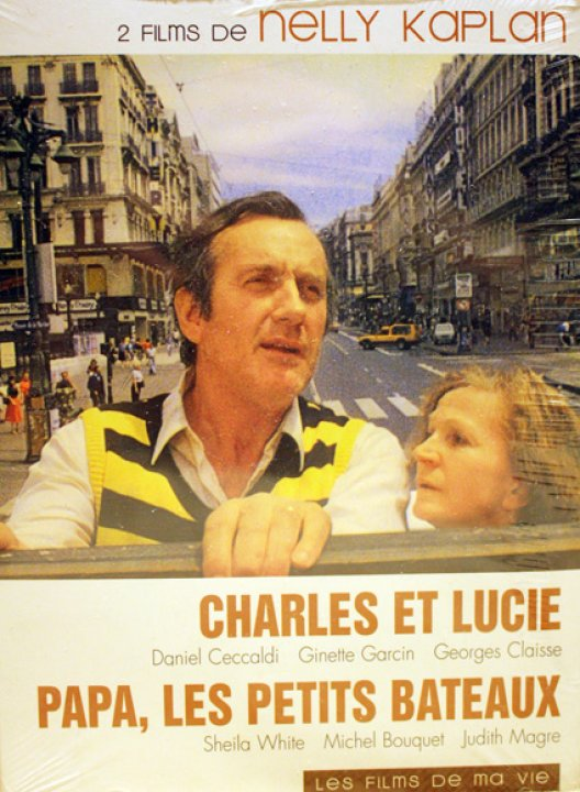Charles et Lucie & Papa, les petits bateaux